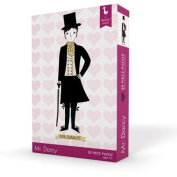 Babylit Puzzles 30-Piece Jigsaw Puzzle Mr. Darcy
