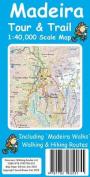Madeira Tour & Trail Map