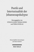 Poetik Und Intertextualitat Der Johannesapokalypse  [GER]