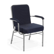 OFM Comfort Class XL Stack Chair with Arms