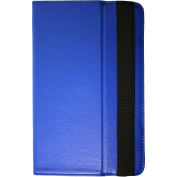 Visual Land Pro Folio 25cm Universal Blue Tablet Case - Fits Prestige 10 Series 26cm Tablets
