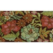 BuyMATS Inc. Naturelles Lucia's Garden Doormat