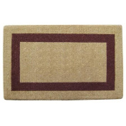 Creative Accents Single Picture Frame Doormat