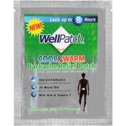 WellPatch Cool & Warm Backache Relief Patch