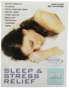 Quest Sleep & Stress Relief Patch, 30 count