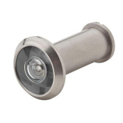 Baldwin BR7004 Brass Door Viewer with 170 Degree Field of Vision from the Reserv
