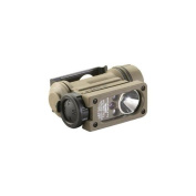 Streamlight Sidewinder Compact II Aviation Flashlight - White C4 LED,Green,Blue,