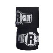 Ringside Pro Mexican Handwraps - 510cm - Black