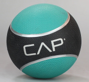 Utility Bench and CAP Barbell Rubber Medicine Ball Value Bundle