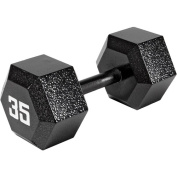 Marcy 16kg EcoWeight Iron Dumbbell