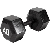 Marcy 18kg EcoWeight Iron Dumbbell