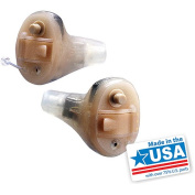 Simply Slim Smart Touch Hearing Aid Pair