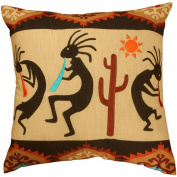 Better Homes and Gardens Kokopelli Pillow