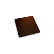 Residential Essentials 10821VB Double Blank Switch Plate, Venetian Bronze