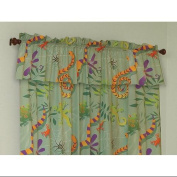 Little Lizards Window Valance