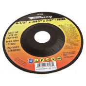 Forney 71793 Cut-Off Wheel with 2.2cm Arbour Metal Type 27 A60T-BF 11cm -by-1.1cm
