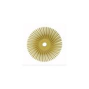 3M Abrasive 405-048011-24280 Scotch-Brite Radial Bristle Disc, Ceramic - 40 Per Case
