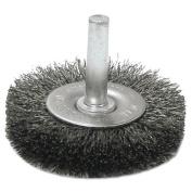 Weiler Crimped Wire Radial Wheel Brush