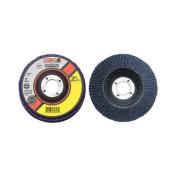 CGW Abrasives Flap Discs, Z3 -100pct Zirconia, XL - 4-1/2x5/8-11 z3-60 t27xl 100pct za flap disc