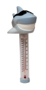 GAME Surfin' Shark Floating Pool and Spa Thermometer