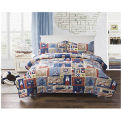 Home From The Sea Bedding Quilt