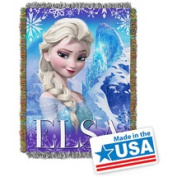 Disney's Frozen Cold Hearted 120cm x 150cm Tapestry Throw