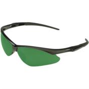 Jackson Safety Brand Nemesis Safety Glasses, Black Frame, Shade 3.0 IR/UV Lens