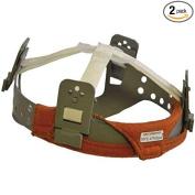 Anchor Brand - SWEATS Opad Sweatband, For Non-Suspension Headgear, Fleece Cotton, Sienna