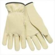 Memphis Glove 127-3401M Med. Grain Driver Glovekeystone Th