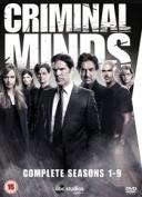 Criminal Minds: Seasons 1-9 [Region 2]
