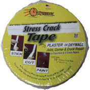 Step Saver Instant Repairs Stress Crack Tape Roll, 23m, Smooth Surface