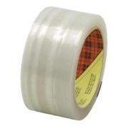 3M Industrial 405-021200-72359 Scotch Box Sealing Tape373 Tan 48Mm X50M