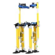 Factory Refurbished Pentagon Tool Mag Pros Magnesium 18-30 Yellow Drywall Stilts