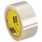 Scotch 373 Box Sealing Tape, 109.36 yds, 36 Rolls