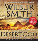 Desert God Unabridged Cd [Audio]