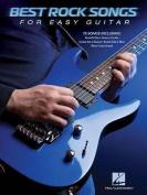 Best Rock Songs for Easy Guitar