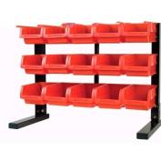 Wilmar Corporation W5186 15 Bin Storage Rack
