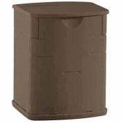 Rubbermaid Mini Deck Box, Mocha