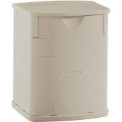 Rubbermaid Mini Deck Box, Sandstone