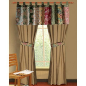 Global Trends Antique Chic Window Valance