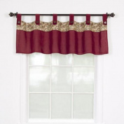 Classic Treasures Stanfield 210cm Curtain Valance