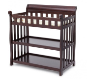 Delta Children's Products Eclipse Changing Table, Dark Chocolate