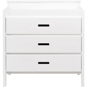Baby Mod - Modena 3-Drawer Changing Table, Choose Your Finish