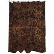 Thumbprintz Northern Celestial Sphere Vintage Shower Curtain