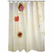 Thumbprintz Lollipop 2 Shower Curtain