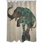 Thumbprintz Having a Ball 2 Shower Curtain, 180cm x 190cm