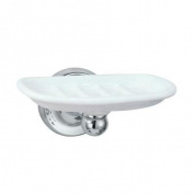 Gatco 5075 Designer II Wall Mount Soap Dish