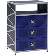 Powell Dune Buggy 3-Drawer Chest