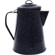 Granite Ware Coffee Boiler, Black, 2.8l