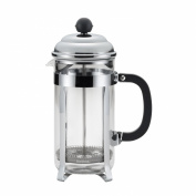 BonJour Coffee 8-Cup Bijoux French Press, Black